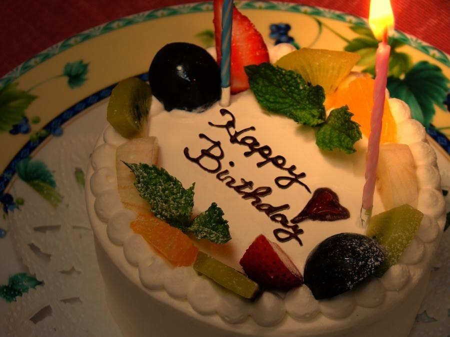 デコレーションケーキ無料クーポン♪