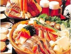 ちゃんこ鍋【北の富士コース】2H飲み放題付7,000円~10,000円 ※お料理のみ5,500円~8,500円