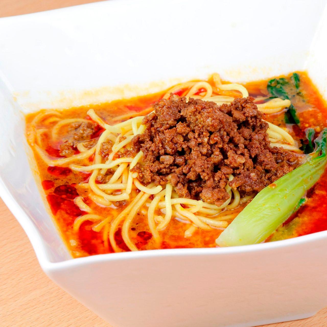 〆にも最適な麺料理が豊富
