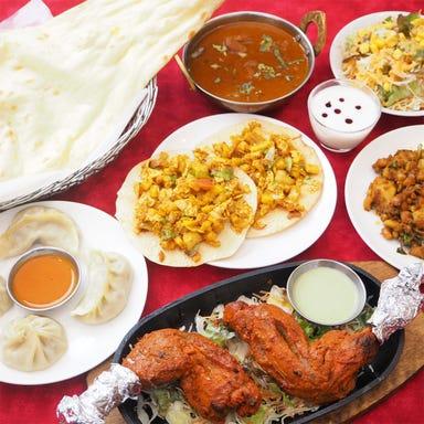 インドレストラン・BAR チチル&シシリ コースの画像