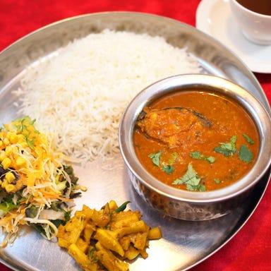 インドレストラン・BAR チチル&シシリ メニューの画像