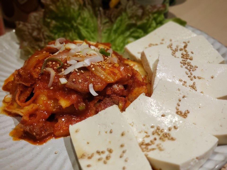 定番の韓国料理から創作まで多数◎