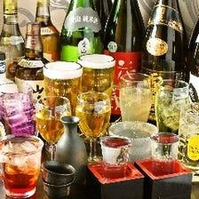 単品飲み放題◆2時間1650円(税込)~