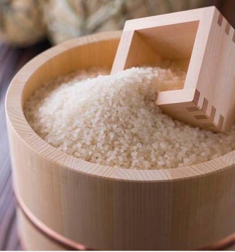 ◆今月の厳選米魚沼産<コシヒカリ>