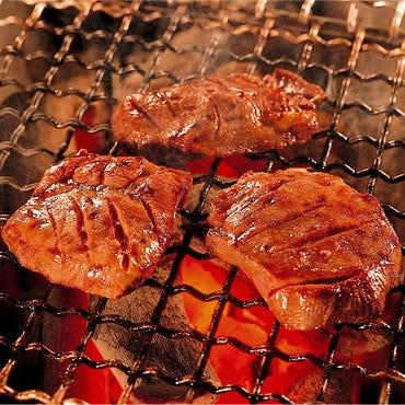 完全個室居酒屋 牛タン&肉寿司食べ放題 奥羽本荘 新橋店 こだわりの画像