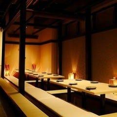 完全個室居酒屋 牛タン&肉寿司食べ放題 奥羽本荘 新橋店 店内の画像