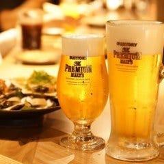 完全個室居酒屋 牛タン&肉寿司食べ放題 奥羽本荘 新橋店 コースの画像