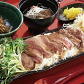 京都嵐山 嵐丼(ランドン)  メニューの画像