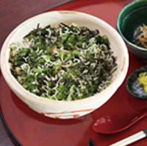 京都嵐山 嵐丼(ランドン)  こだわりの画像