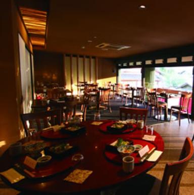 京都嵐山 嵐丼(ランドン)  店内の画像
