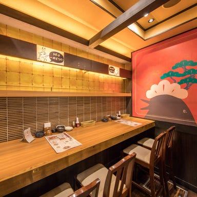 旨唐揚げと居酒メシ ミライザカ 日比谷富国生命ビル店 店内の画像