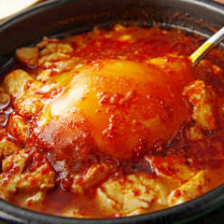 豆腐チゲ(スンドゥブチゲ)