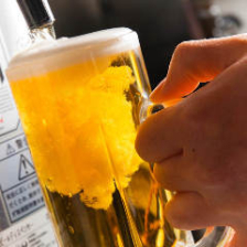 極上黒毛和牛と相性抜群のビール