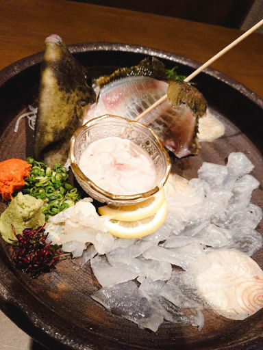 鮮魚美酒 清なり  メニューの画像
