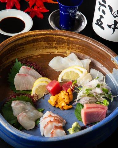 鮮魚美酒 清なり  コースの画像