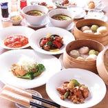 定番中華料理を楽しめる各種宴会プランは3,080円~