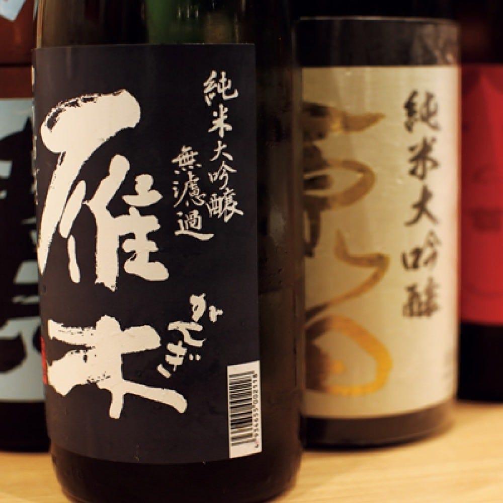 知られざる全国の地酒・山口の地酒
