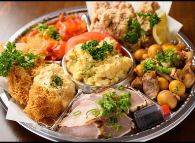 ‐食の幸‐ひだまり  こだわりの画像