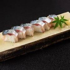 一承 サバ寿司
