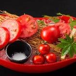 『吉田青果』吉田真一が選んだ 極上の冷やしトマト