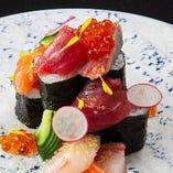 海宝ちらし寿司