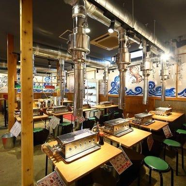 小田原早川漁村 漁師の浜焼 あぶりや  店内の画像