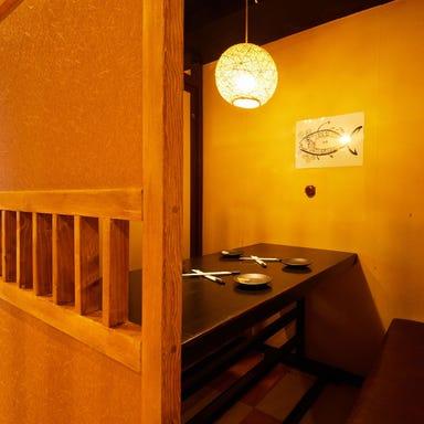 完全個室居酒屋 座楽 渋谷駅前店  店内の画像