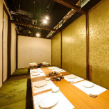 個室席とテーブル席がございます!会社宴会・飲み会などに☆