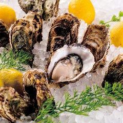 旬の生牡蠣