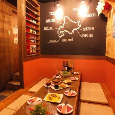北海道直送生牡蠣&肉バル 北の国バル 鶴見店 店内の画像