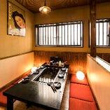 【1階 テーブル席】2~12名様