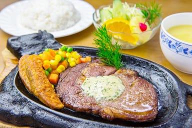 レストラン美(琉球の館内)  メニューの画像