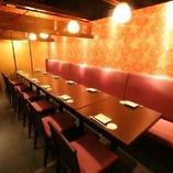 16名様テーブル個室