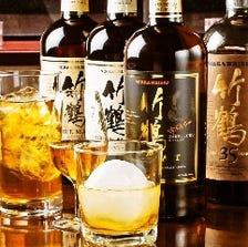 竹鶴ピュアモルト 飲みやすさと華やかさを両立した優れたバランス