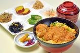 カツ丼(丹波高原豚使用)