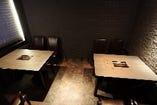 半個室(4名席)