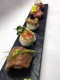 モダンてまり寿司
