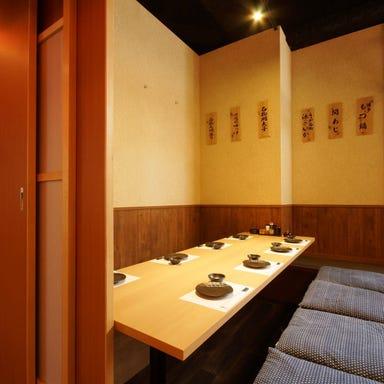 個室 鮮馬刺し 九州うまか 新大阪店  店内の画像