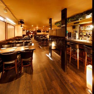 ラクレットチーズ&肉バル LODGE(ロッジ) 大宮店 店内の画像