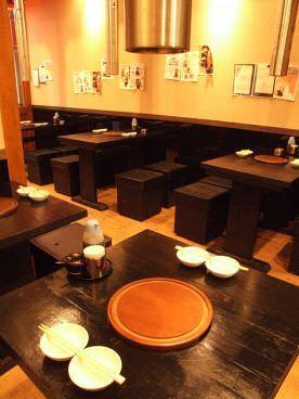 肉問屋直営 焼肉 肉一 高円寺店 店内の画像