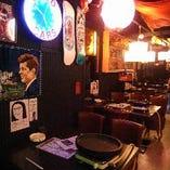 人気の半個室もあります。 ぜひご予約ください!
