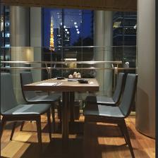 東京タワーを眺められる特等テラス席