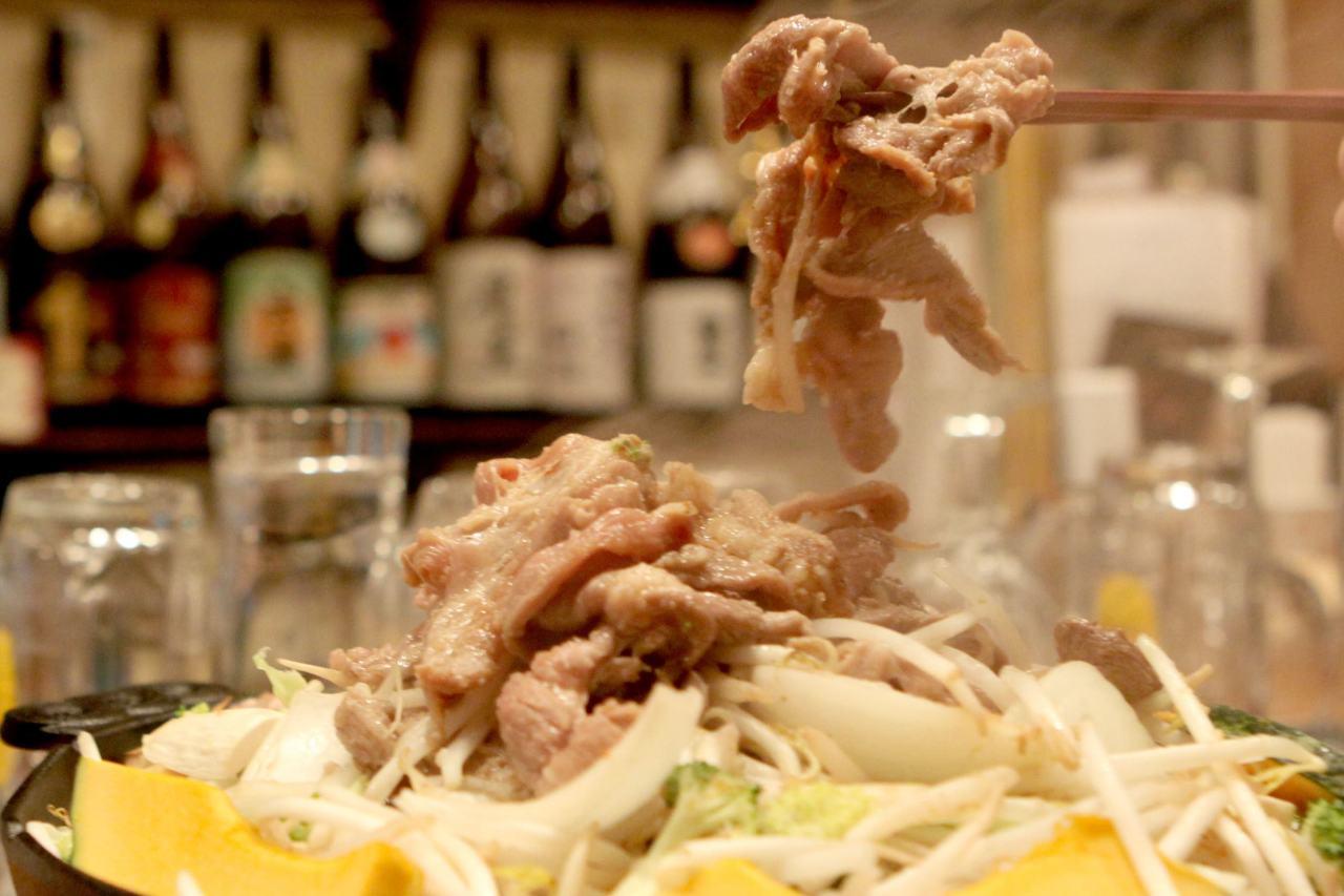 京都ジンギスカン 櫻こまち‐SAKURA KOMACHI‐