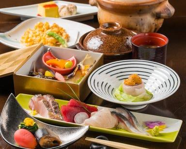 日本料理 すずなり  コースの画像