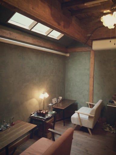 パスタ食堂Room 123 ~アントロワ~ 岡山表町店 店内の画像