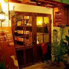 パスタ食堂Room 123 ~アントロワ~ 岡山表町店