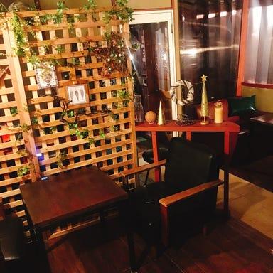 カフェ ジミーブラウン 山の手店 店内の画像