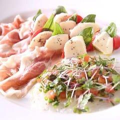 イタリアン前菜盛り合わせ
