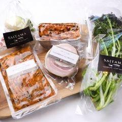 生産者とともにに乗り越えよう「おうちイタリアン・ディナーセット」+ヨロ研野菜2パック付き