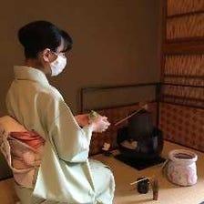 プチ茶会 次回は4月1日に延期。